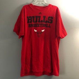 Chicago Bulls NBA Men's Large Short Sleeve NBA
